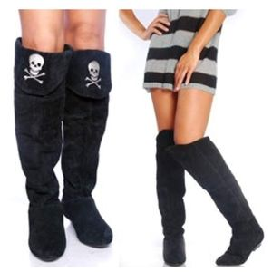 Chinese Laundry Treasure Over The Knee Boot